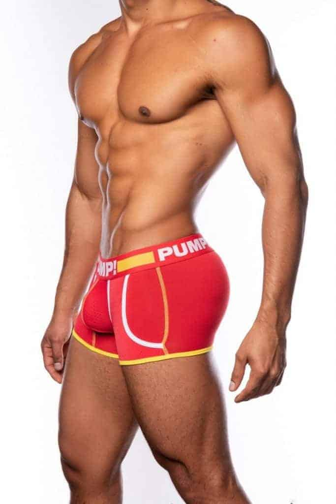 PUMP Underwear Flash Cotton Jogger Boxer with Pockets