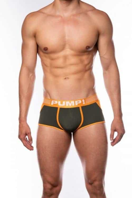 PUMP Squad Access Backless Trunk