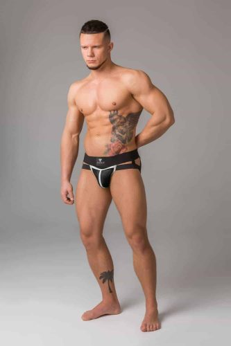 MASKULO Youngero Jockstrap with Enhancing Mesh Pouch