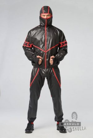 MASKULO SKULLA WINDBREAKER JACKET