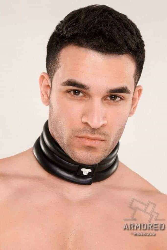 MASKULO Armored Next Collar