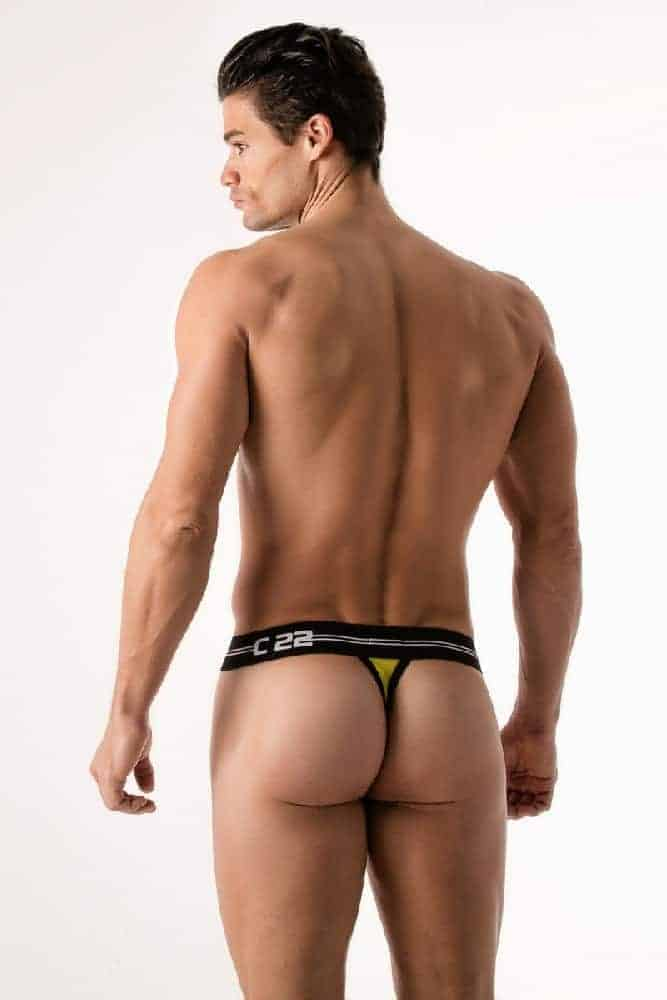 CODE22 City Lights Breathable Modal Thong