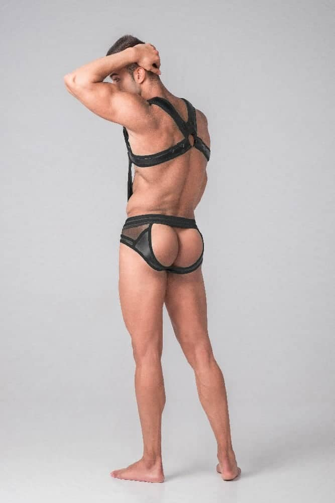 MASKULO YOUNGERO BULLDOG BODY HARNESS