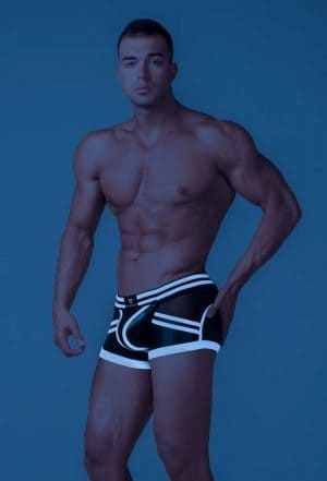 MASKULO YOUNGERO GENERATION Y TRUNK