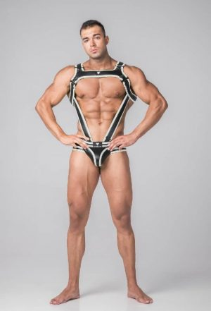 MASKULO YOUNGERO BULLDOG HARNESS