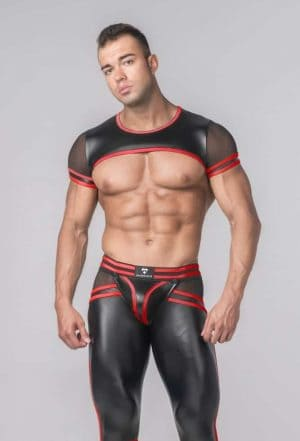 MASKULO YOUNGERO CLUBWEAR TOP