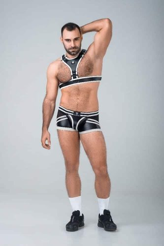 MASKULO Youngero Men's Y Harness