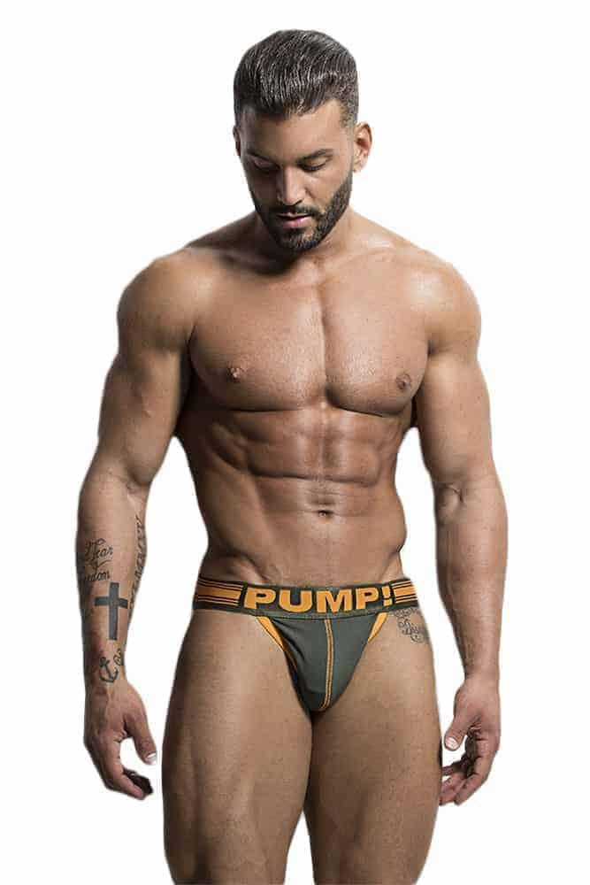 PUMP Underwear Squad Micro Mesh Jockstrap