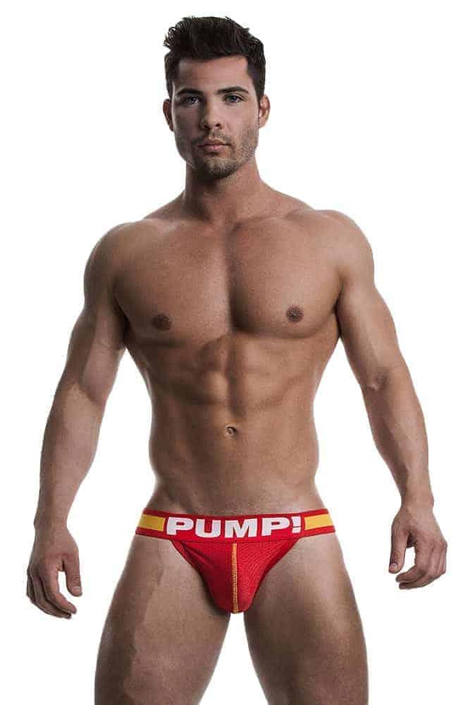 PUMP Flash Breathable Mesh Jockstrap