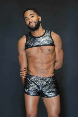 TOF PARIS COMMANDO PARTYWEAR