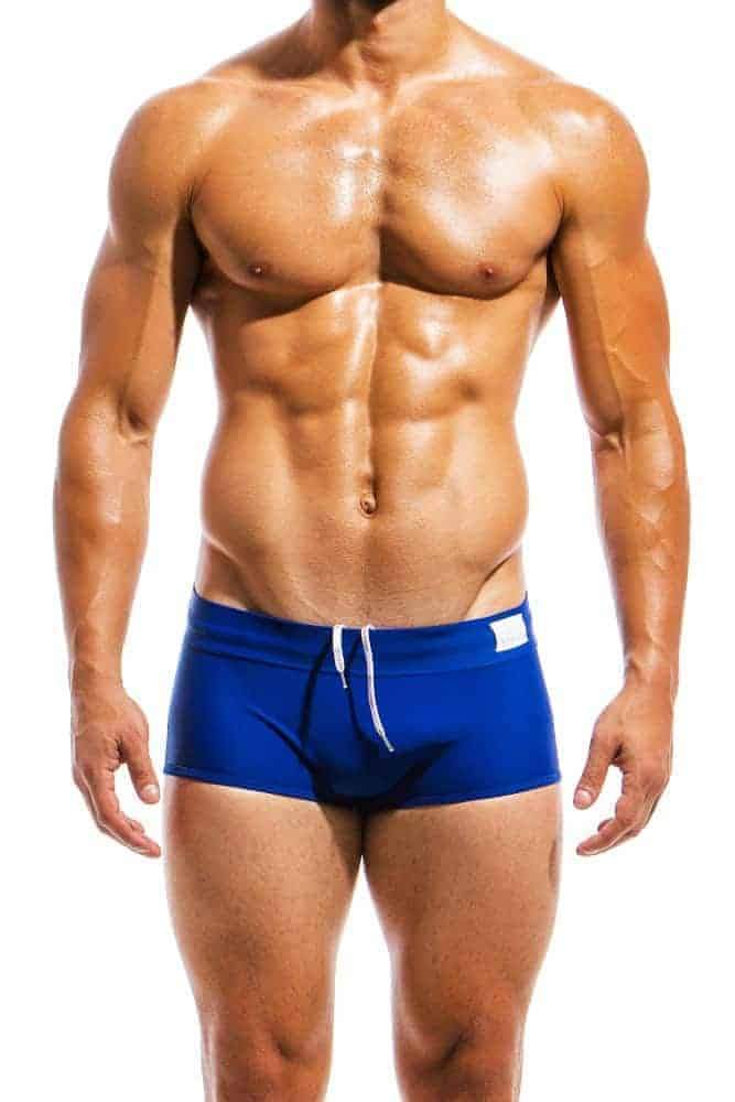 MODUS VIVENDI Mens Basic Swimming Trunk
