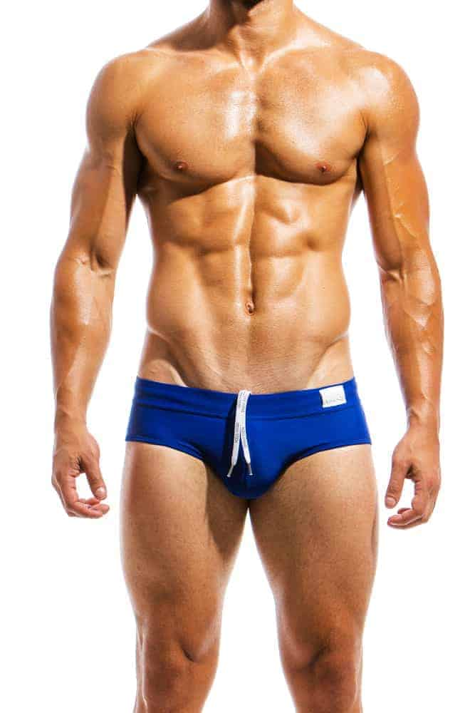 MODUS VIVENDI Mens Basic Swim Brief