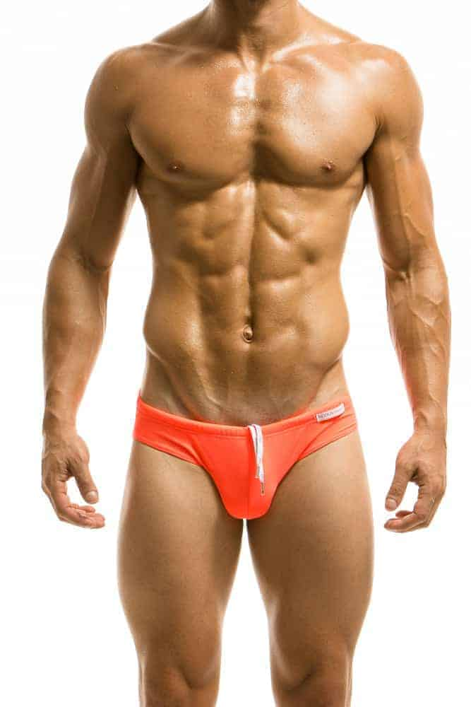 MODUS VIVENDI Mens Basic Swimming Brief