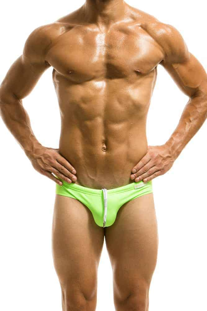 MODUS VIVENDI Mens Basic Swimming Brief