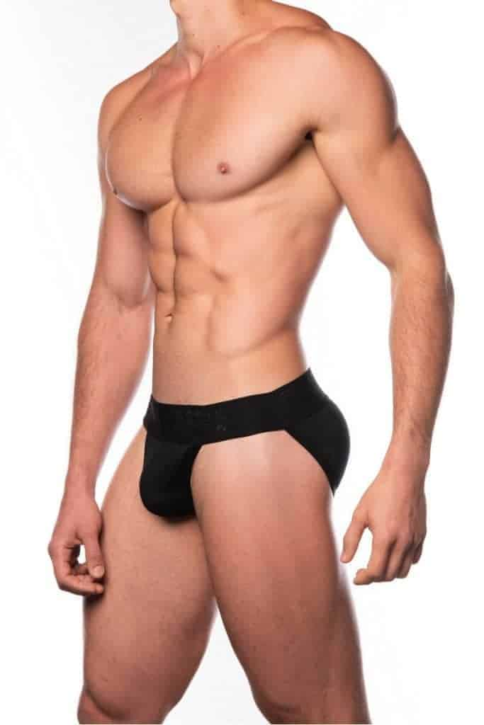 PUMP Switch Mesh SideCut Tanga Brief