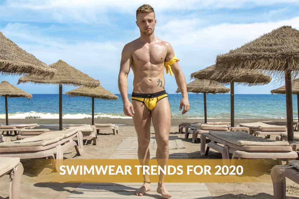MENS SWIMWEAR TRENDS 2020