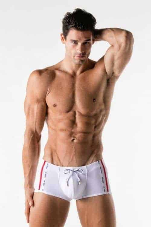 CODE22 ICONIC SWIMMING TRUNK