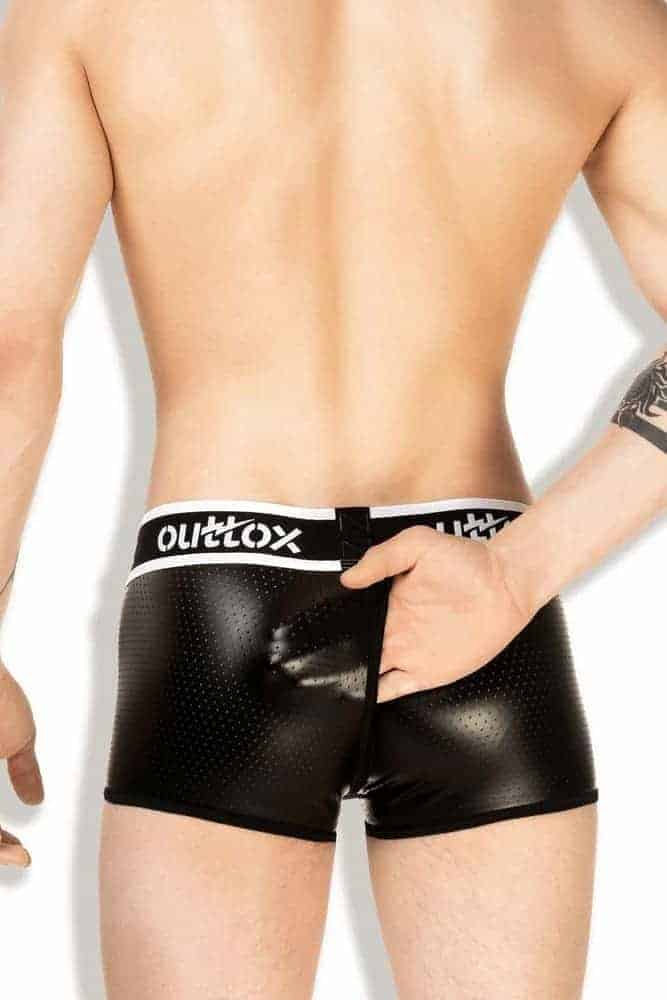 OUTTOX WRAPPED REAR TRUNK
