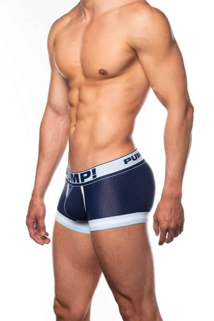 PUMP Blue Steel Touchdown Boxer with Elasticated Legs
