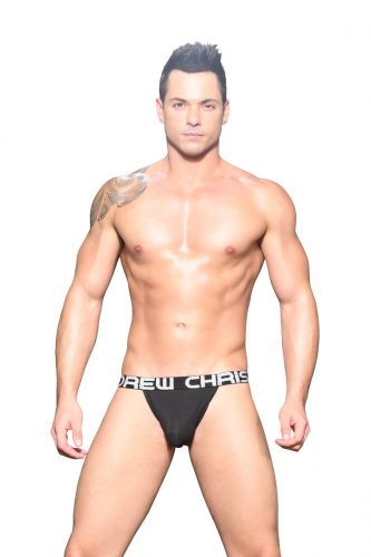 ANDREW CHRISTIAN Almost Naked Premium Bamboo Jockstrap with Hang Free Pouch