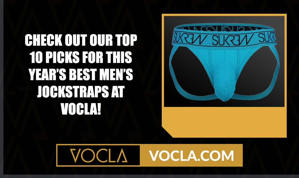 VA STYLE GUIDE TO THE TOP 10 BEST MENS JOCKSTRAPS