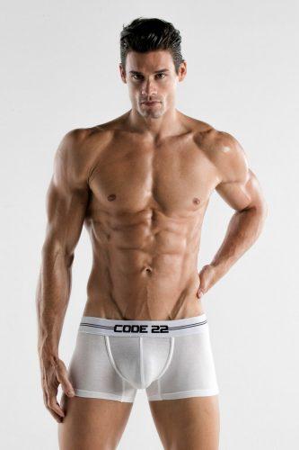 CODE22 Mens Essential Modal Boxer