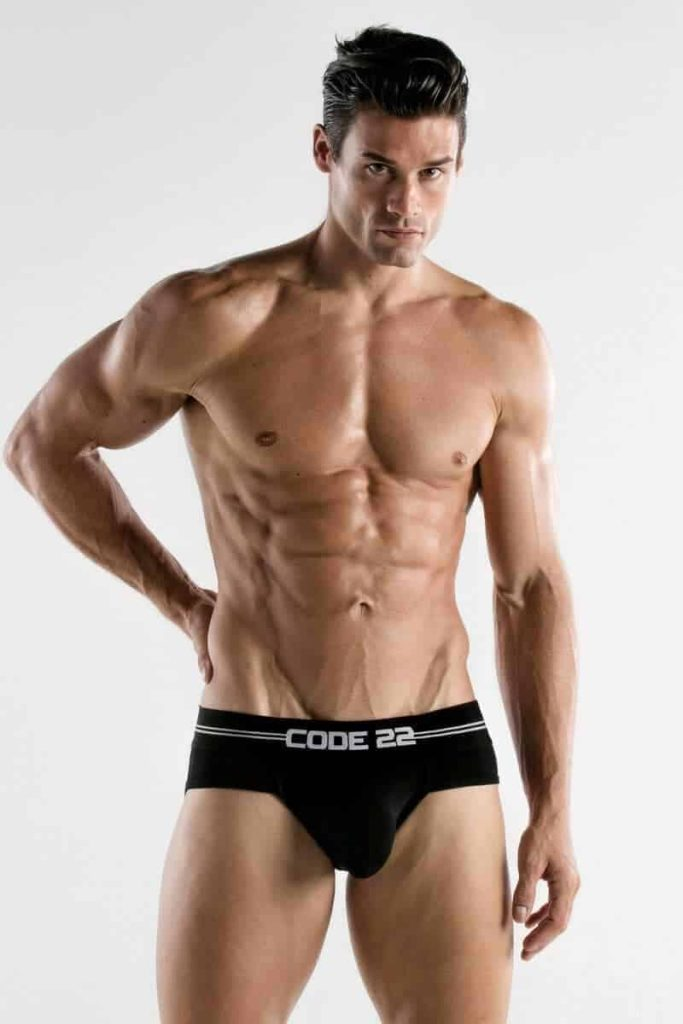 CODE22 Mens Essential Modal Brief