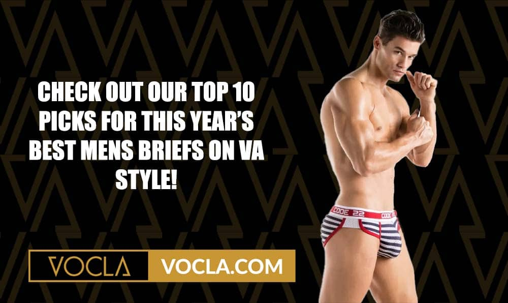VA STYLE GUIDE TO THE TOP 10 BEST MENS UNDERWEAR BRIEFS