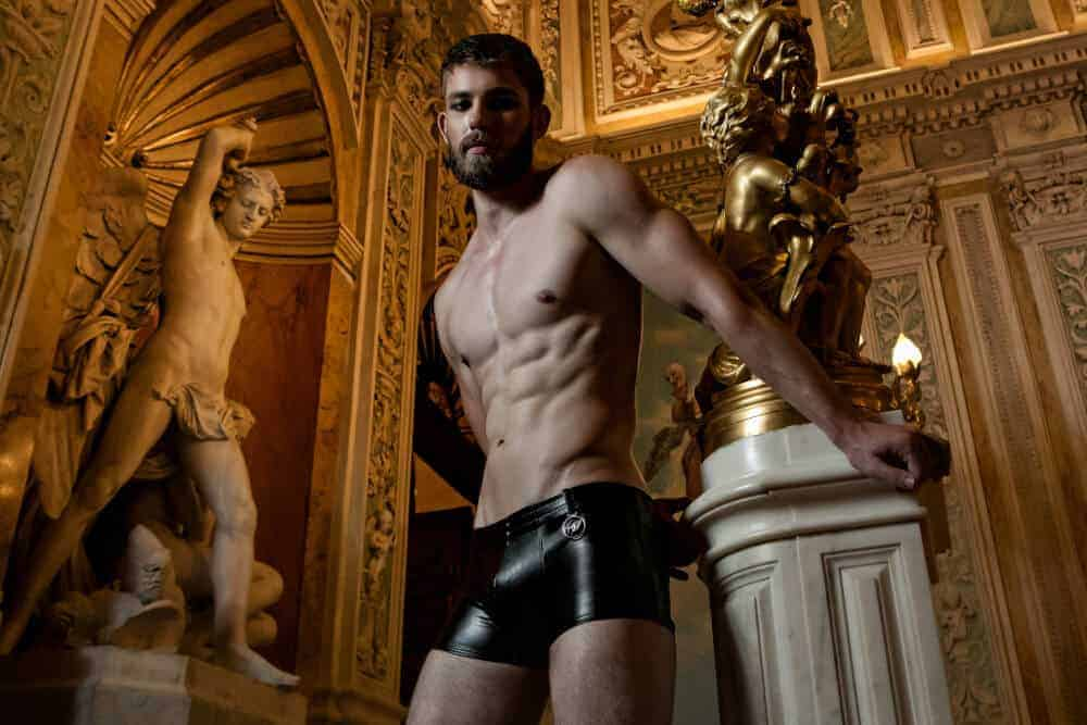 MODUS VIVENDI LEATHER UNDERWEAR