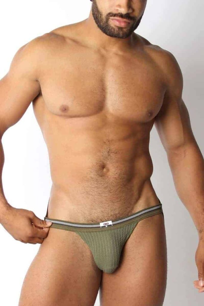 CELLBLOCK13 Tight End Slim Waist Jockstrap