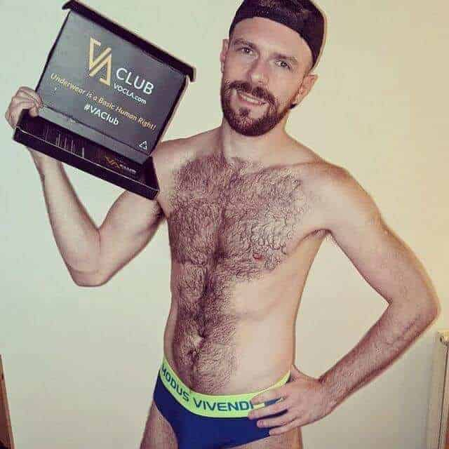 VA CLUB MENS UNDERWEAR SUBSCRIPTION SERVICE UK