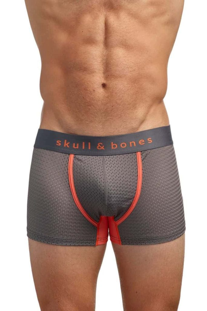 Skull & Bones Performance Mesh Trunk