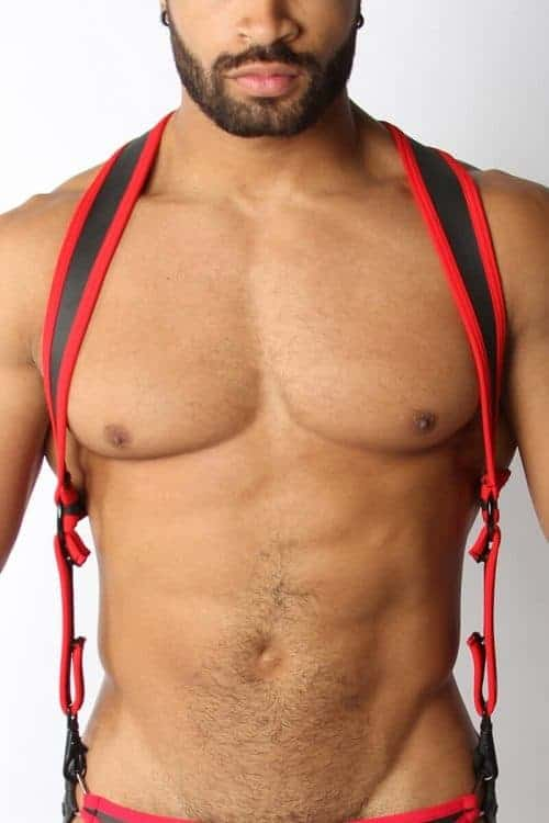 CELLBLOCK 13 REBEL HARNESS