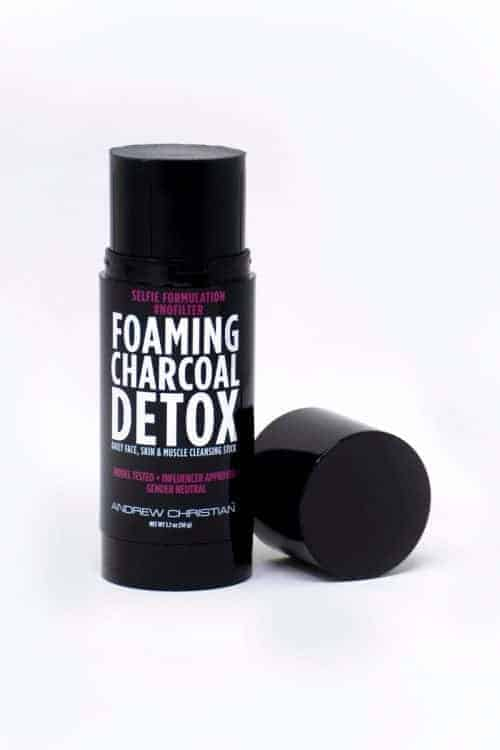 ANDREW CHRISTIAN FOAMING CHARCOAL STICK