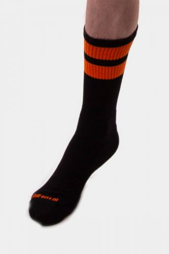 BARCODE Berlin Black Gym Socks