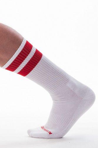 BARCODE Berlin White Gym Socks