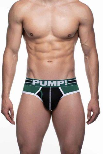 PUMP! Boost Side Cut Brief